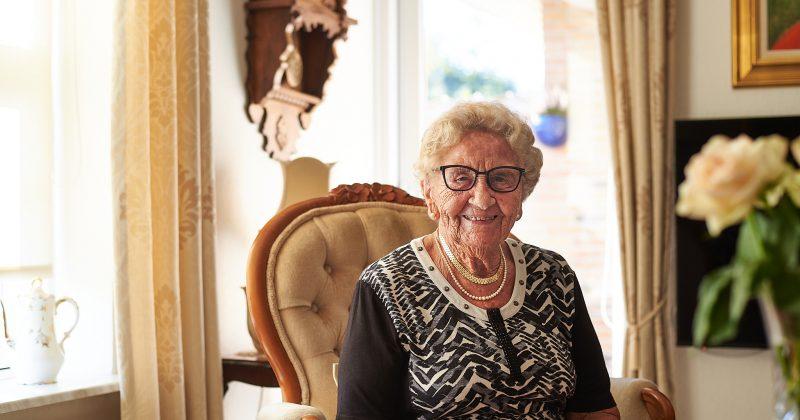 Jeg fik mine første høreapparater som 96-årig